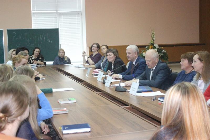 Круглый стол для молодых педагогов «Молодые профессионалы»